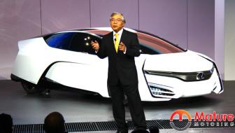 2014 Honda FCEV Concept
